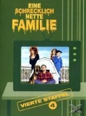 Eine schrecklich nette Familie - Vierte Staffel (DVD) für 14,99 Euro