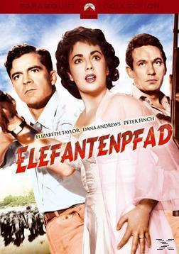 Elefantenpfad (DVD) für 7,99 Euro