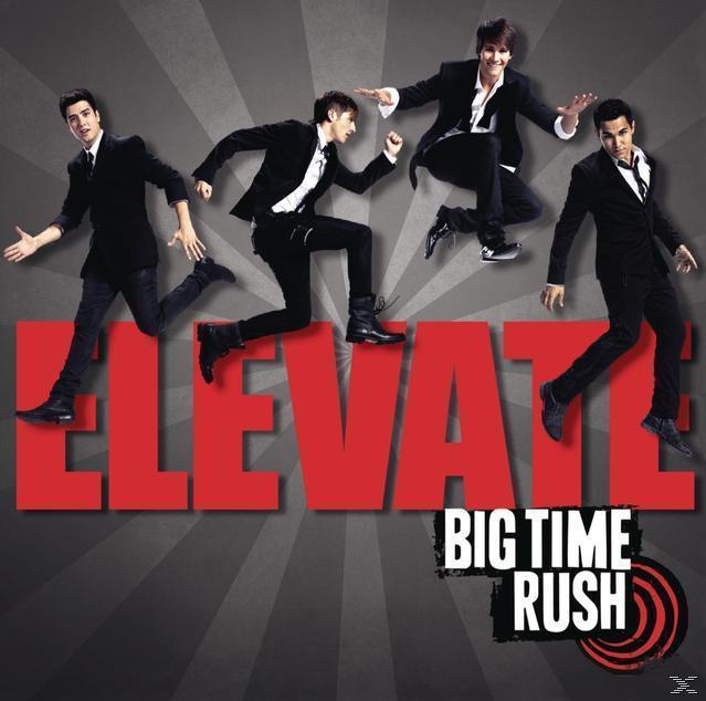 Elevate (Big Time Rush) für 7,99 Euro