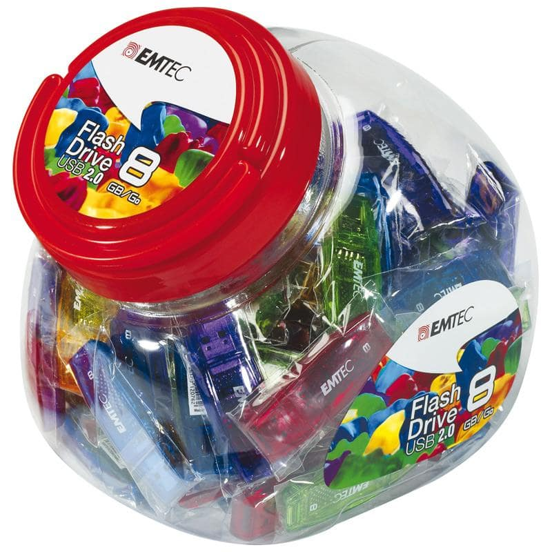 Emtec C410 Color Mix - Candy Jar 2.0 für 449,00 Euro