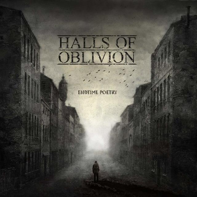 Endtime Poetry (Halls Of Oblivion) für 18,99 Euro