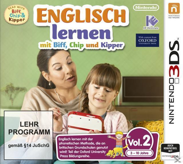 Englisch lernen mit Biff, Chip und Kipper Vol. 2 (Nintendo 3DS) für 19,00 Euro