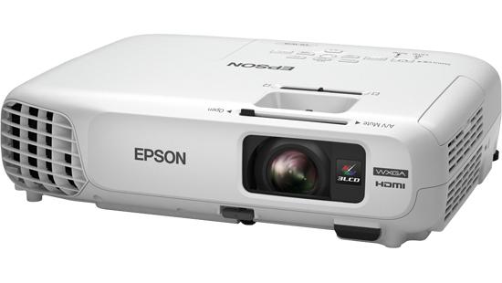 Epson EB-W18 für 489,00 Euro