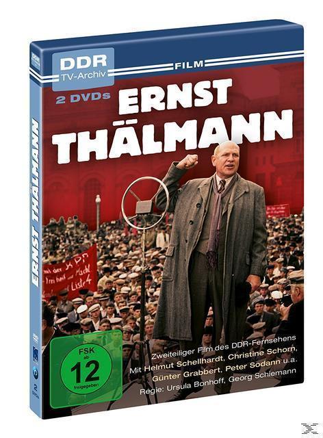 Ernst Thälmann - Sohn seiner Klasse / Führer seiner Klasse (DVD) für 11,99 Euro
