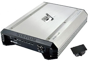 ESX SE-4120 4-Kanal Analog Endstufe 4x120/200W, 2x400W für 229,00 Euro