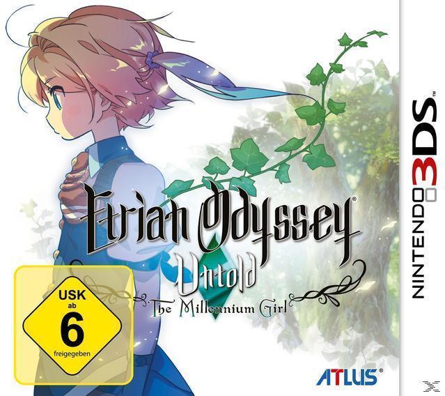 Etrian Odyssey Untold: Millenium Girl (Nintendo 3DS) für 42,99 Euro