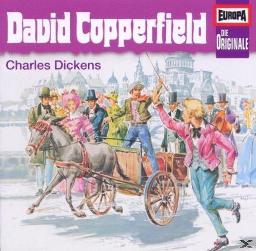 EUROPA - Die Originale 14: David Copperfield (CD(s)) für 6,99 Euro