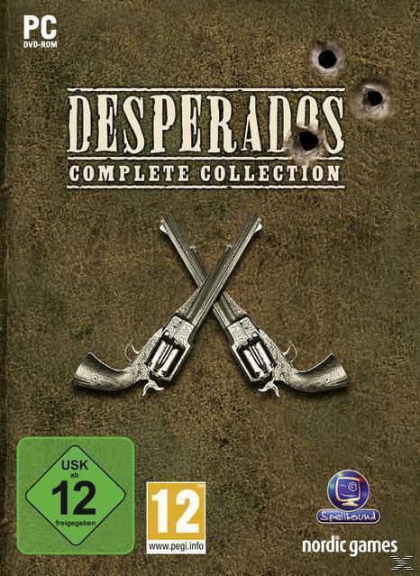 Desperados Complete Collection (PC) für 29,99 Euro