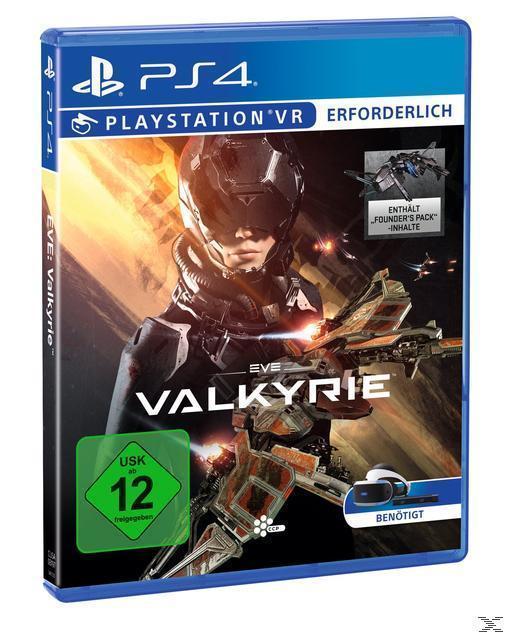EVE: Valkyrie (PlayStation 4) für 64,99 Euro