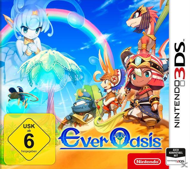 Ever Oasis (Nintendo 3DS) für 14,99 Euro