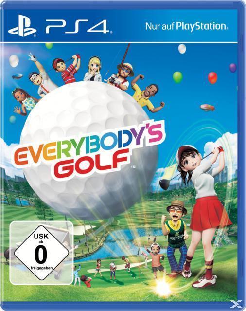 Everybody's Golf 7 - Standard Edition (PlayStation 4) für 39,99 Euro