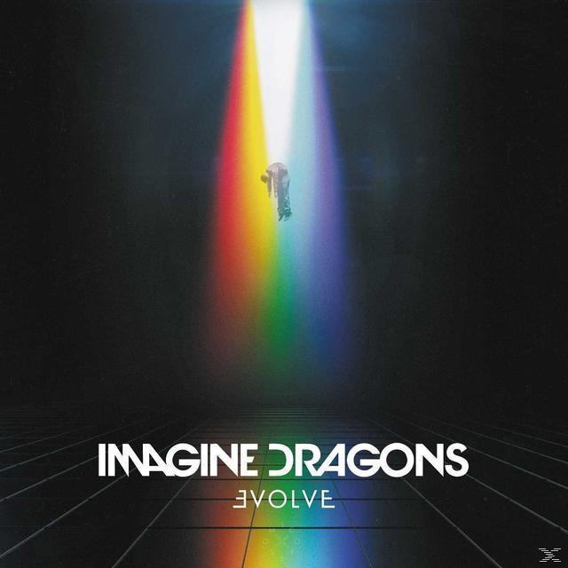 Evolve (Imagine Dragons) für 8,99 Euro