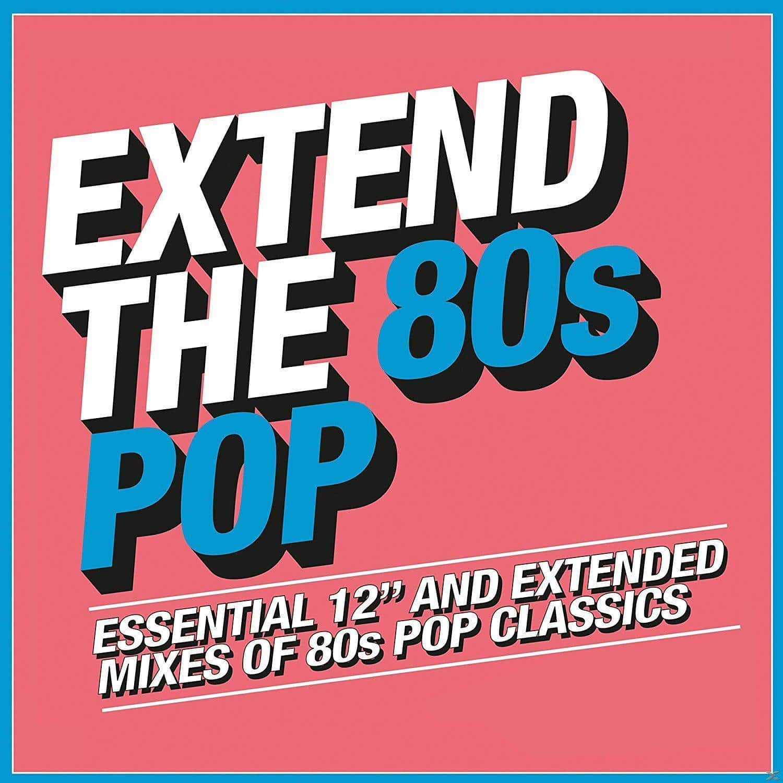EXTEND THE 80S POP (VARIOUS) für 6,33 Euro