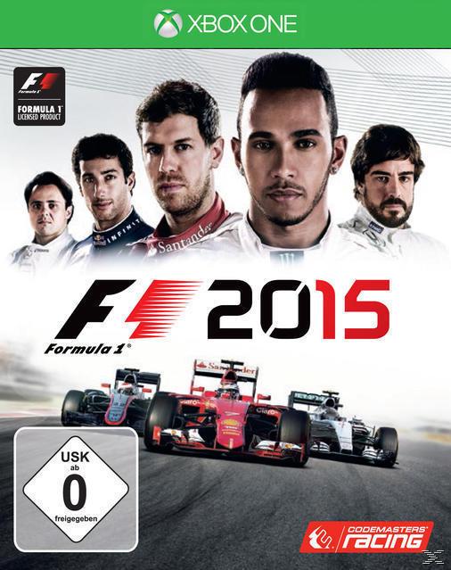 F1 2015 (Xbox One) für 9,99 Euro