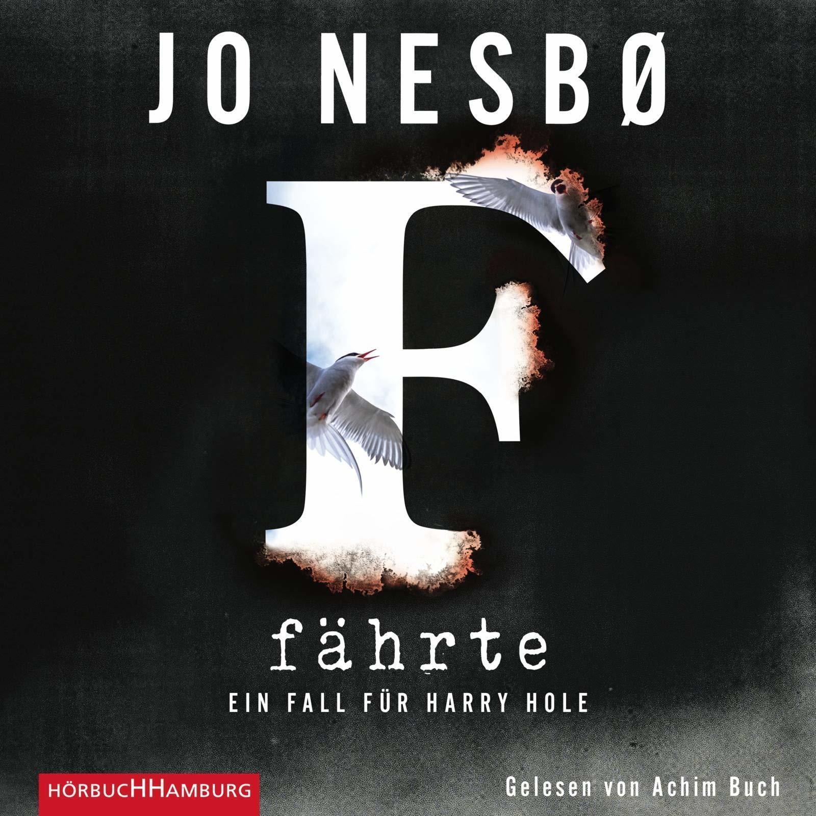 Fährte: Ein Fall für Harry Hole (MP3-CD(s)) für 15,99 Euro