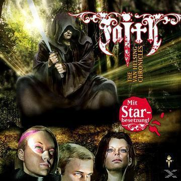 Faith - The Van Helsig Chronicles 07: Ketten Jack (CD(s)) für 6,99 Euro