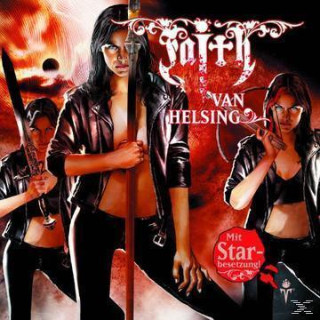 Faith - The Van Helsing Chronicles 31: Faith Trinity (CD(s)) für 6,99 Euro