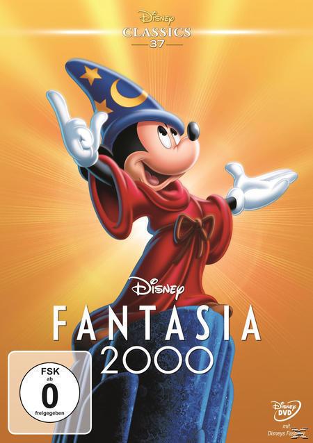 Fantasia 2000 Classic Collection (DVD) für 8,99 Euro