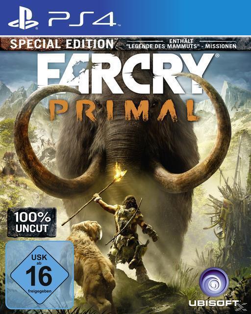 Far Cry Primal (100% Uncut) - Special Edition (PlayStation 4) für 39,99 Euro