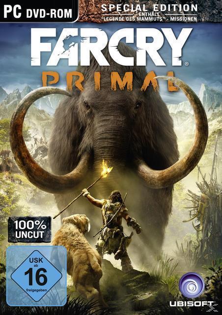 Far Cry Primal (100% Uncut) - Special Edition (PC) für 14,99 Euro