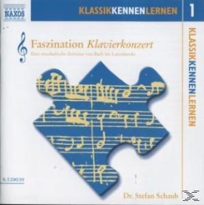 Faszination Klavierkonzert (CD(s)) für 5,99 Euro
