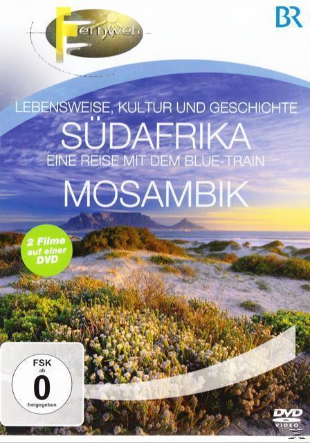 Fernweh - Lebensweise, Kultur und Geschichte: Südafrika & Mosambik (DVD) für 9,49 Euro