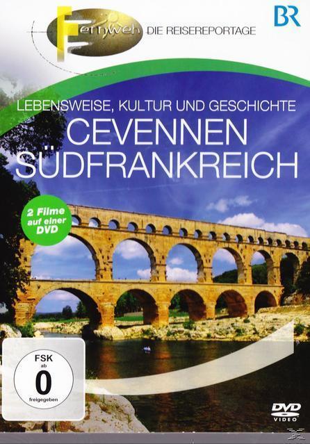 Fernweh - Lebensweise, Kultur und Geschichte: Cevennen & Südfrankreich (DVD) für 9,49 Euro