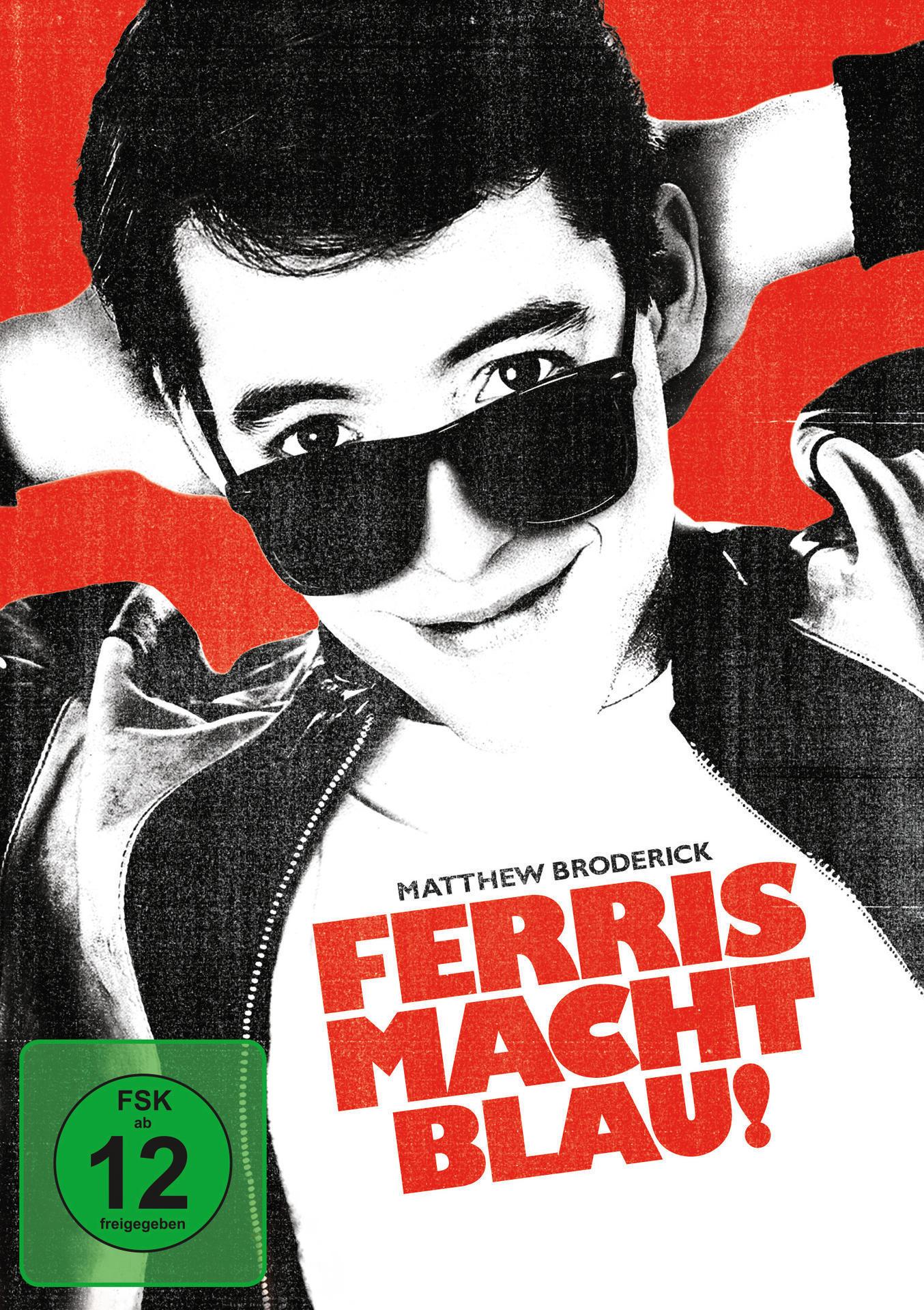 Ferris macht blau (DVD) für 7,99 Euro
