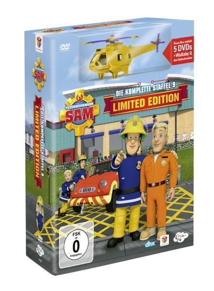Feuerwehrmann Sam (9) - Ltd. Edition (DVD) für 28,99 Euro