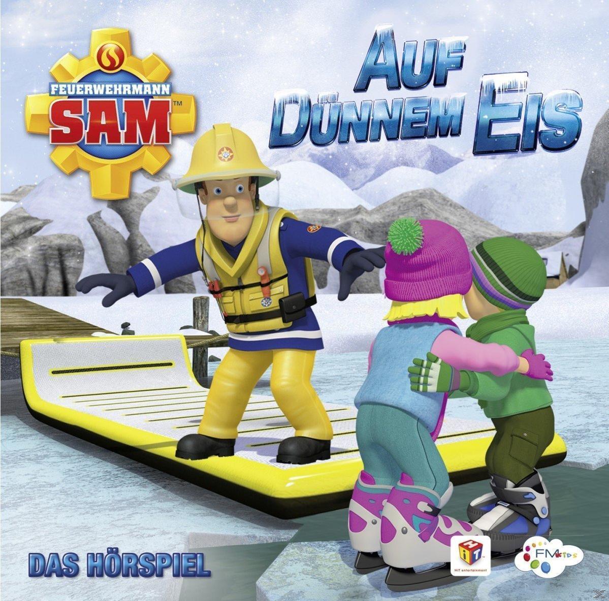 Feuerwehrmann Sam: Auf dünnem Eis  (CD(s)) für 5,99 Euro