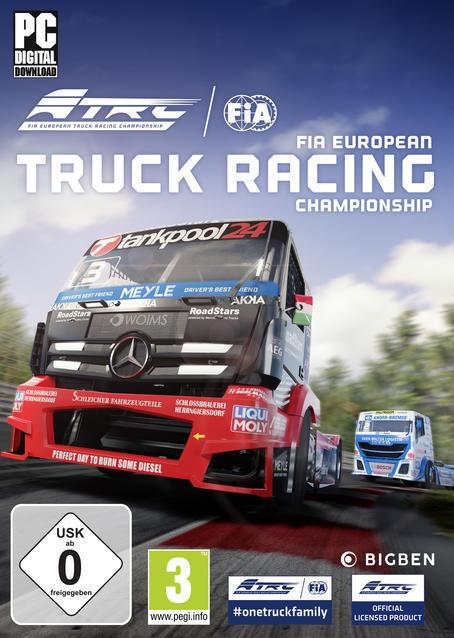 FIA Truck Racing Championship (PC) für 39,99 Euro