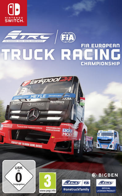 FIA Truck Racing Championship (Nintendo Switch) für 54,99 Euro