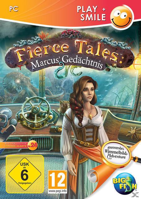 Fierce Tales: Marcus' Gedächtnis (PC) für 4,99 Euro