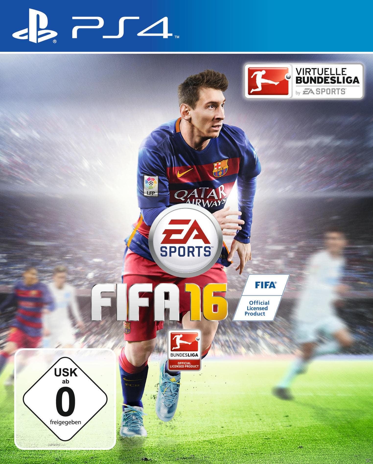 FIFA 16 (PlayStation 4) für 24,99 Euro