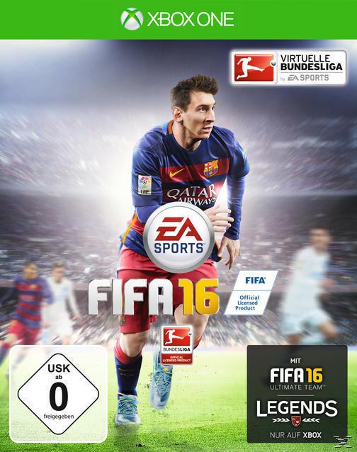 FIFA 16 (Xbox One) für 5,00 Euro