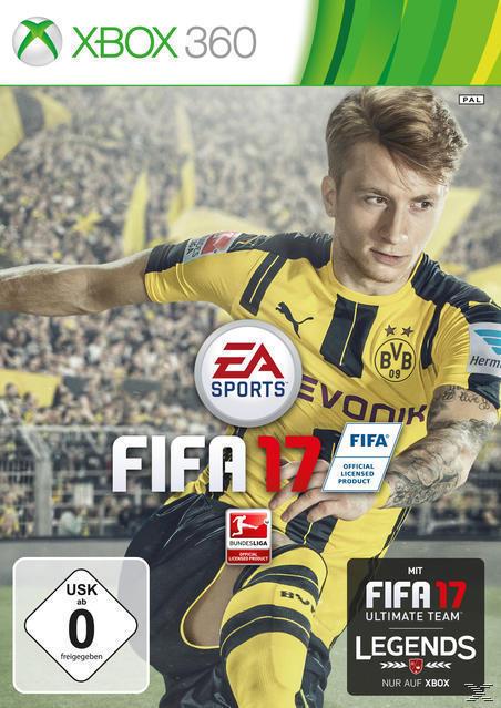 FIFA 17 (XBox 360) für 17,99 Euro