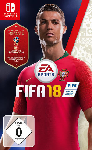 FIFA 18 - Standard Edition (Nintendo Switch) für 34,99 Euro