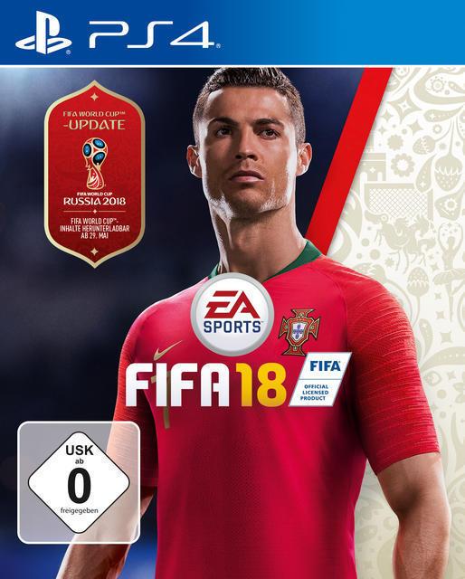 FIFA 18 - Standard Edition (PlayStation 4) für 42,99 Euro