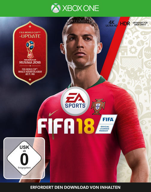 FIFA 18 - Standard Edition (Xbox One) für 42,99 Euro