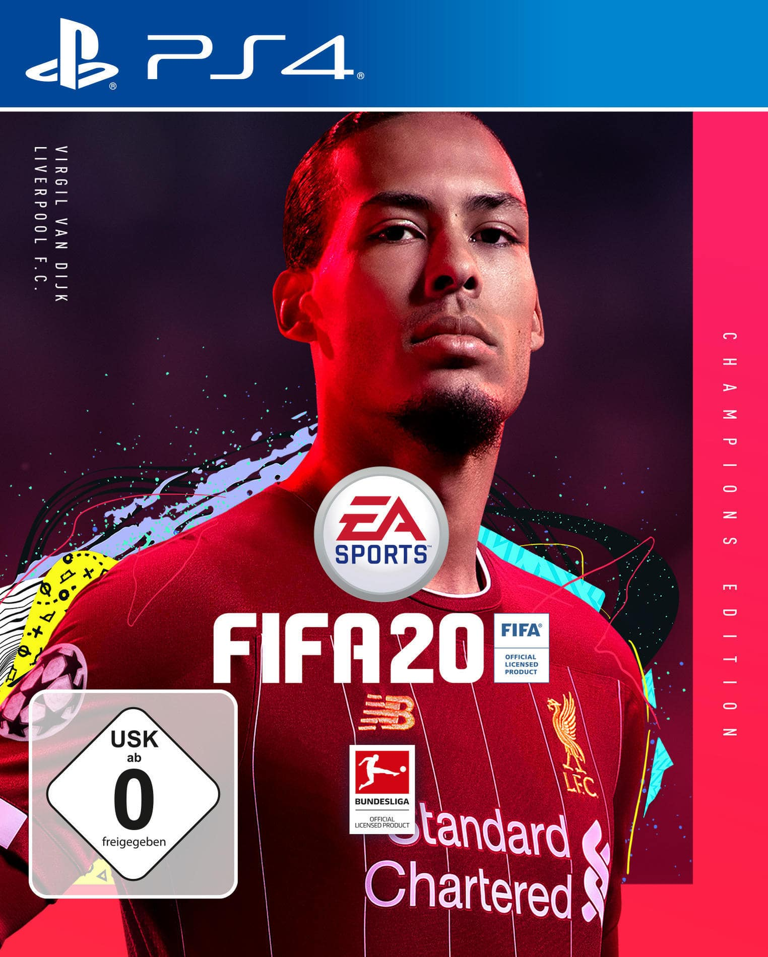 FIFA 20 - Champions Edition (PlayStation 4) für 89,99 Euro