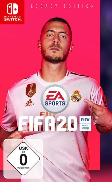 FIFA 20 - Legacy Edition (Nintendo Switch) für 48,73 Euro