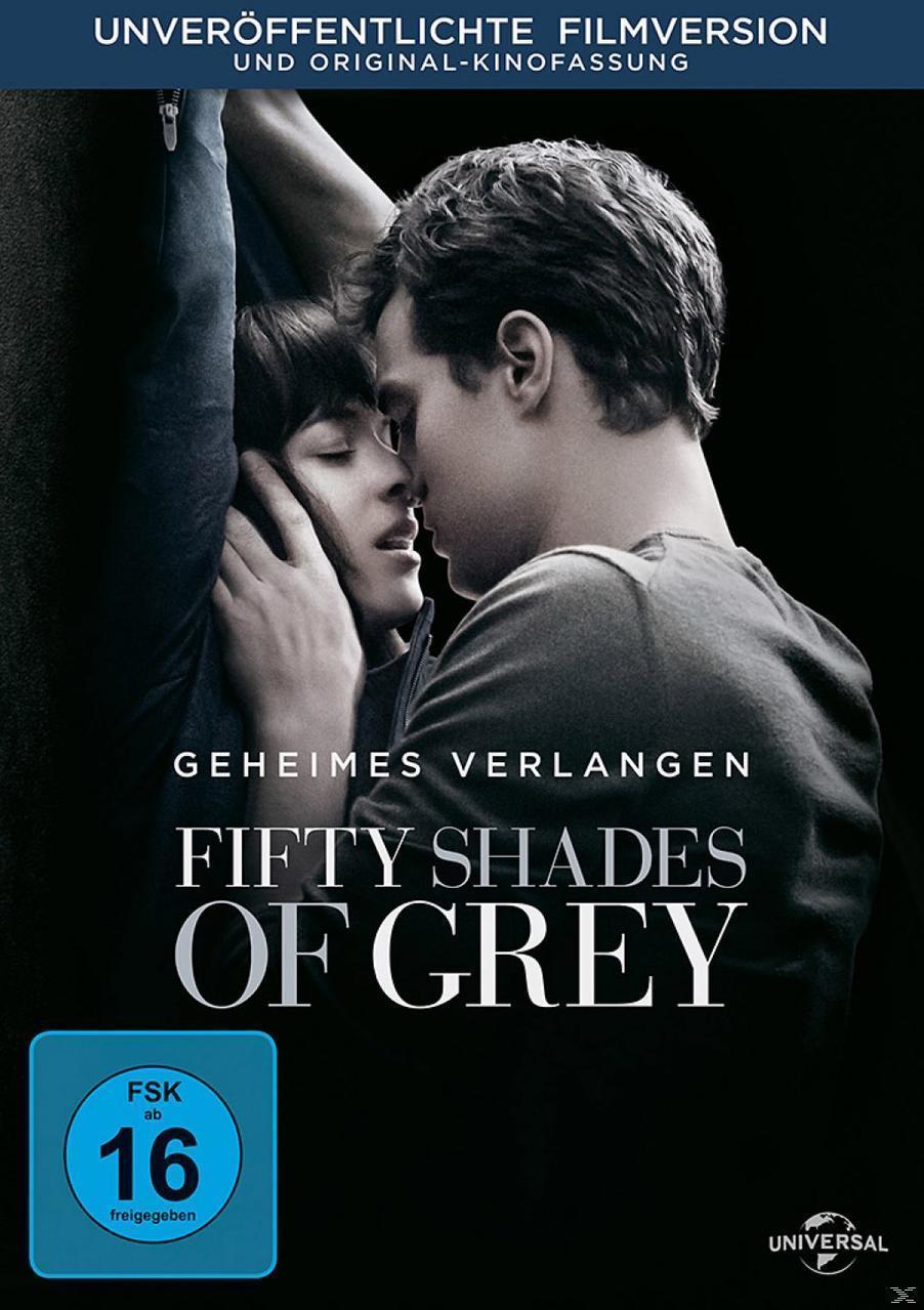 Fifty Shades of Grey (DVD) für 7,99 Euro
