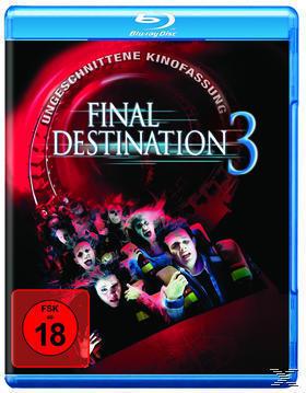 Final Destination 2 (BLU-RAY) für 9,99 Euro