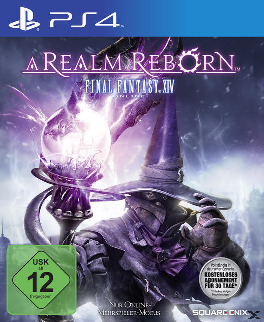 Final Fantasy XIV: A Realm Reborn (PlayStation 4) für 34,99 Euro
