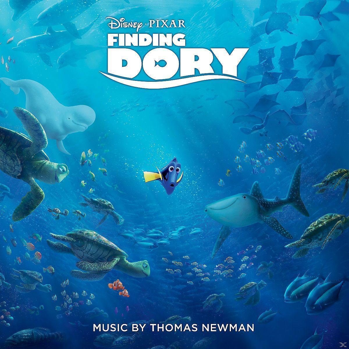 Finding Dory (Findet Dorie) (Thomas Newman) für 13,99 Euro