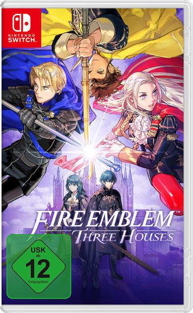 Fire Emblem: Three Houses (Nintendo Switch) für 54,99 Euro
