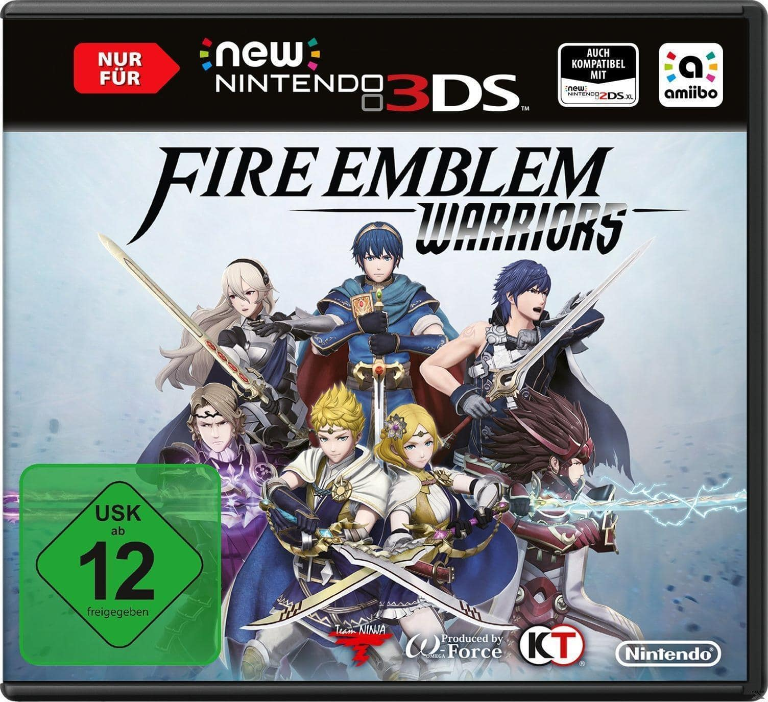 Fire Emblem Warriors (New Nintendo 3DS) für 39,99 Euro