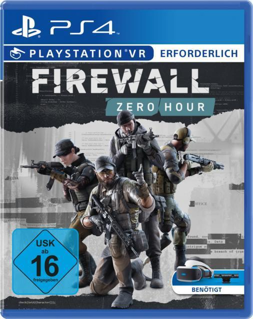 Firewall: Zero Hour (PlayStation 4) für 27,28 Euro
