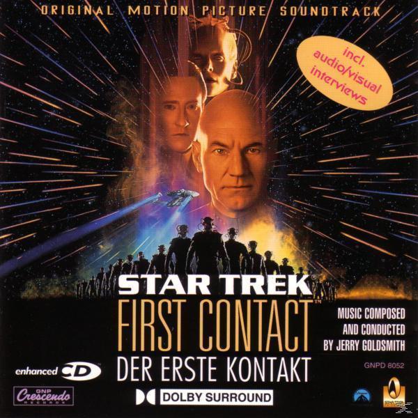 First Contact (Goldsmith Jerry) für 8,99 Euro