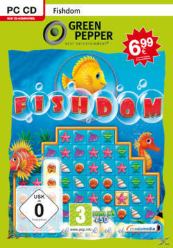 Fishdom (Green Pepper) (PC) für 2,99 Euro